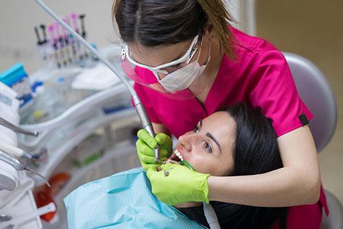 Dental Cleaning Service Woodland Hills Dentist