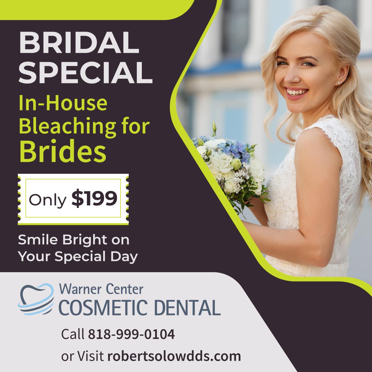 Bridal Special Offer
